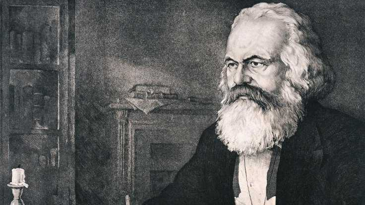 Karl Marx (1818-1883) Diyalektik Din Sosyolojisi